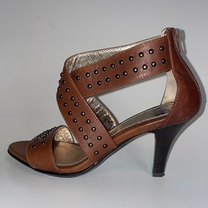Sofft leather sandals, Size 8